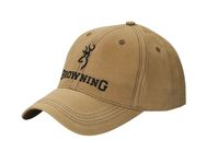 Photo Casquette Browning Lite Wax kaki
