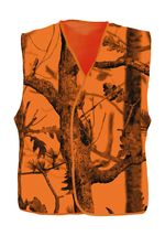 Photo Gilet de traque Ghost Camo Forest fluo - Percussion