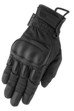 Tactical Gloves Black reinforced palm shell