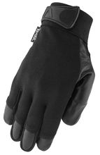 Black gloves anti-cut and anti-sting