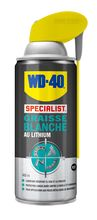 WD40 white lithium grease spray