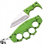 Couteau tactical Knuckle Neck Knife