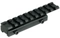 Photo A67053-Rail adaptateur UTG 22/AIRGUN avec 9 slots