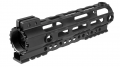 Photo A68672-1 Garde main M-LOK free floating 7' noir