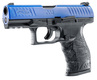 Photo AD821-1-Pistolet CO2 Walther PPQ M2 T4E noir/bleu cal. 43