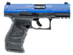 Photo AD821-3-Pistolet CO2 Walther PPQ M2 T4E noir/bleu cal. 43
