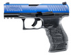 Photo AD821-Pistolet CO2 Walther PPQ M2 T4E noir/bleu cal. 43