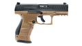 Photo AD822-1-Pistolet CO2 Walther PPQ M2 T4E tan cal. 43