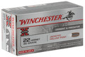 Photo Munition grande chasse Winchester Cal. 22 Hornet