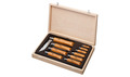 Photo LC265-Coffret 10 couteaux collection Opinel