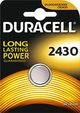 Photo LC421D-1-Pile bouton CR2430 3v Duracell