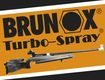 Photo Logo Turbo-Spray 2016-Lingettes d'huile Brunox Turbo-Spray