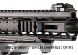 Photo MAG100-3-M-LOK RAIL PICATINNY MAGPUL