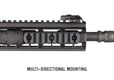Photo MAG110-7-M-LOK RAIL PICATINNY 9 SLOTS MAGPUL