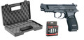 Photo PCKPG1950-Pack Bersa- CO2 + mallette ABS + 5 Co2