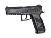 Photo PG1350-REP PISTOLET CZ P-09 GBB GAZ CULASSE ABS + MALLETTE - ASG
