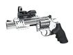 Photo PG1927-1-REPLIQUE REVOLVER DAN WESSON 715 CO2 SILVER 6 POUCES ASG