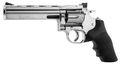 Photo PG1927-2-REPLIQUE REVOLVER DAN WESSON 715 CO2 SILVER 6 POUCES ASG