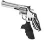 Photo PG1927-4-REPLIQUE REVOLVER DAN WESSON 715 CO2 SILVER 6 POUCES ASG