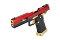 Photo PG41004-4-Réplique GBB HX1102 FULL RED - AW CUSTOM