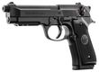 Photo PP2016-3-REP BERETTA M92 A1 TACTICAL NOIR AVEC SILENCIEUX
