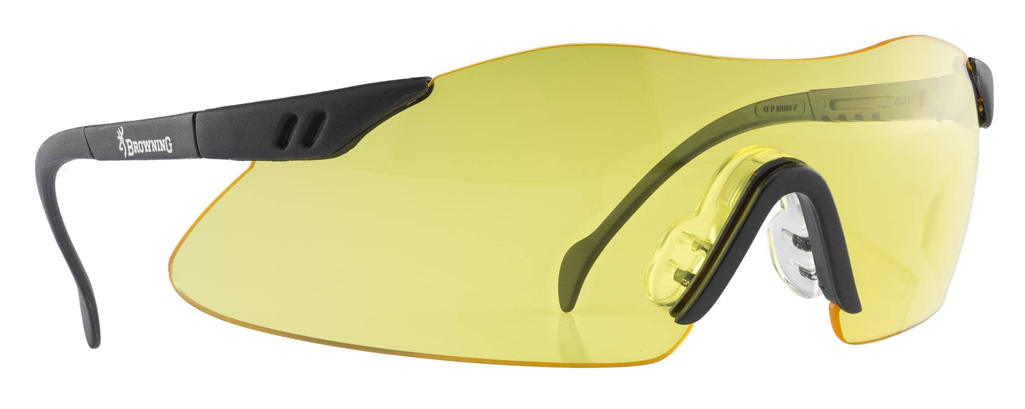 Lunettes de protection claybuster jaunes browning - Browning claymaster decal ...