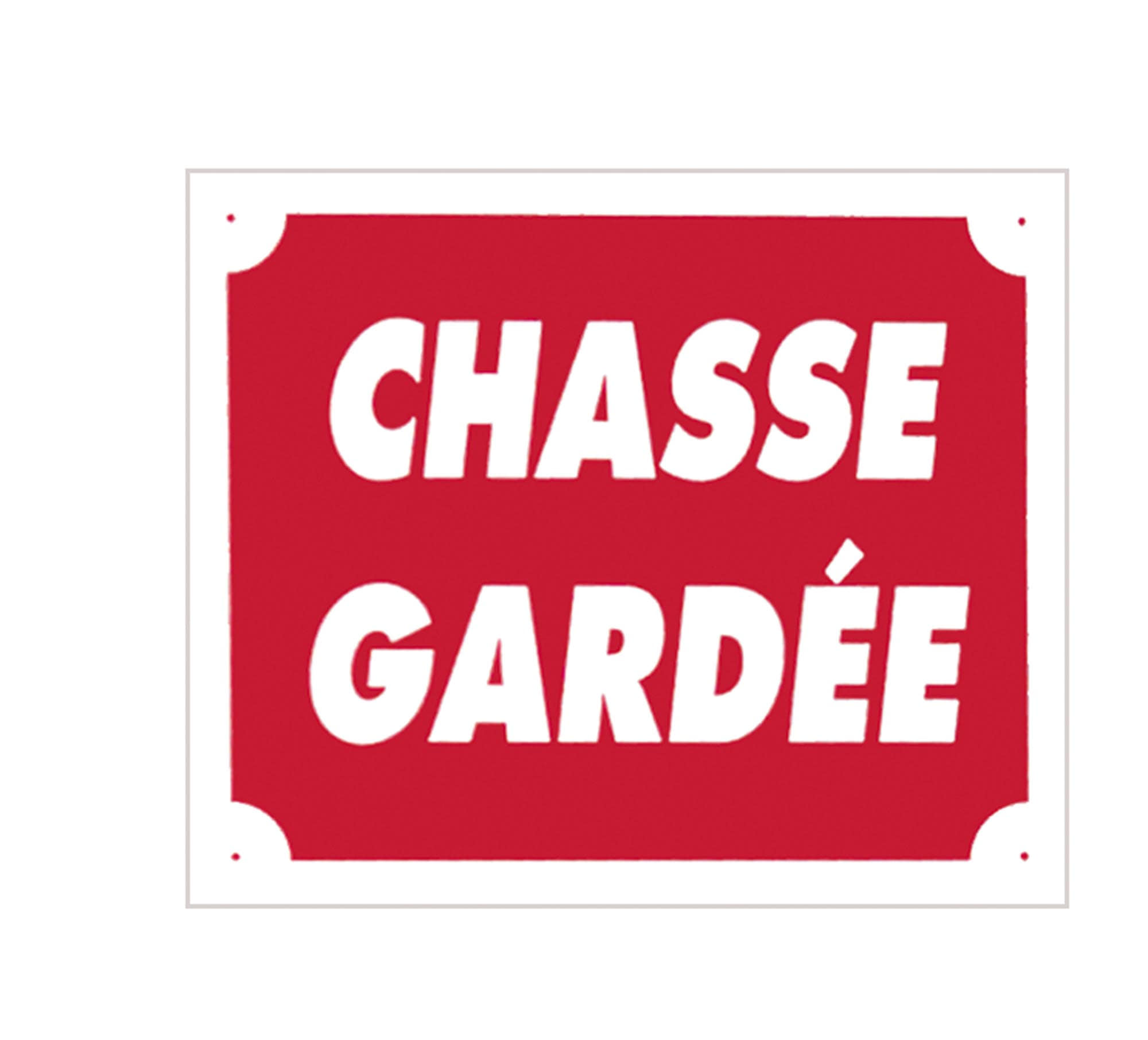 A50812-CHASSE GARDEE - A50811