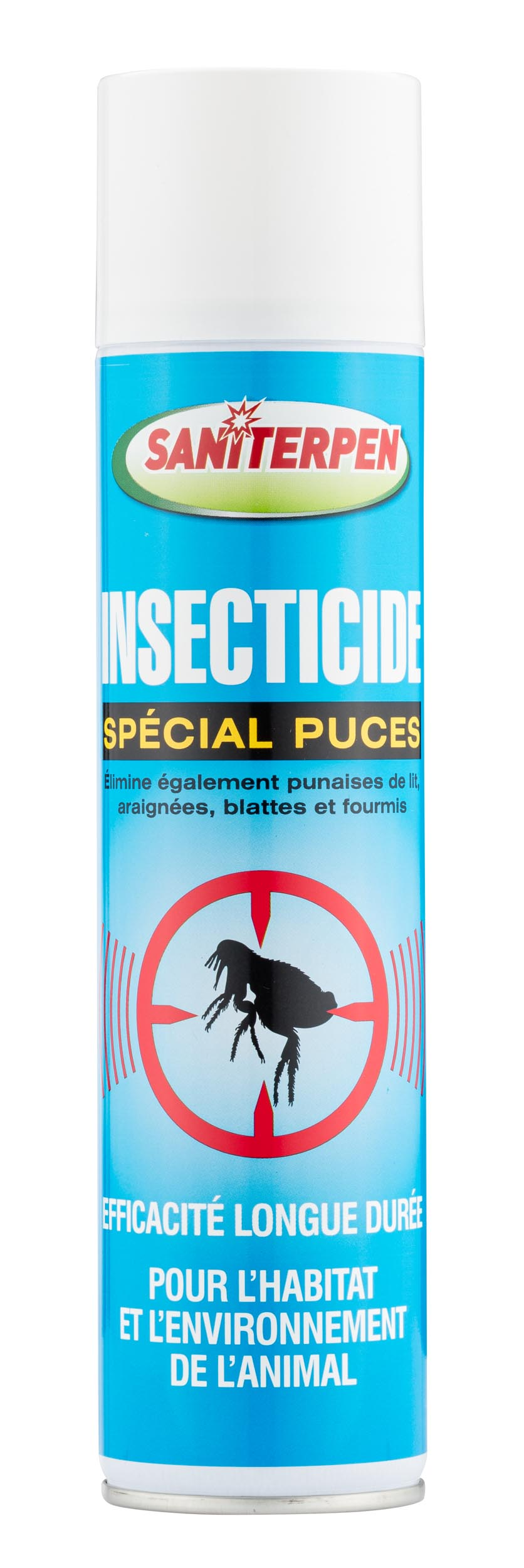 A56781-Insecticide Spécial Puces 400 ml - A56781