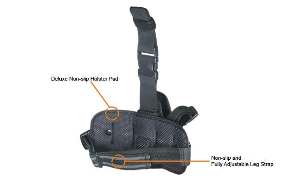 HOLSTER DE CUISSE OD - A67148
