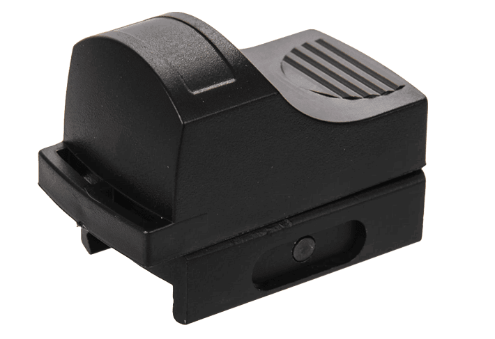 A68653-3 Mini red-dot Reflex Sight noir - A68653