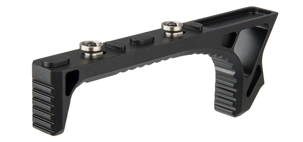 A68749 Grip Skeleton Speed Aluminium M-LOK / Keymod Noir - A68749