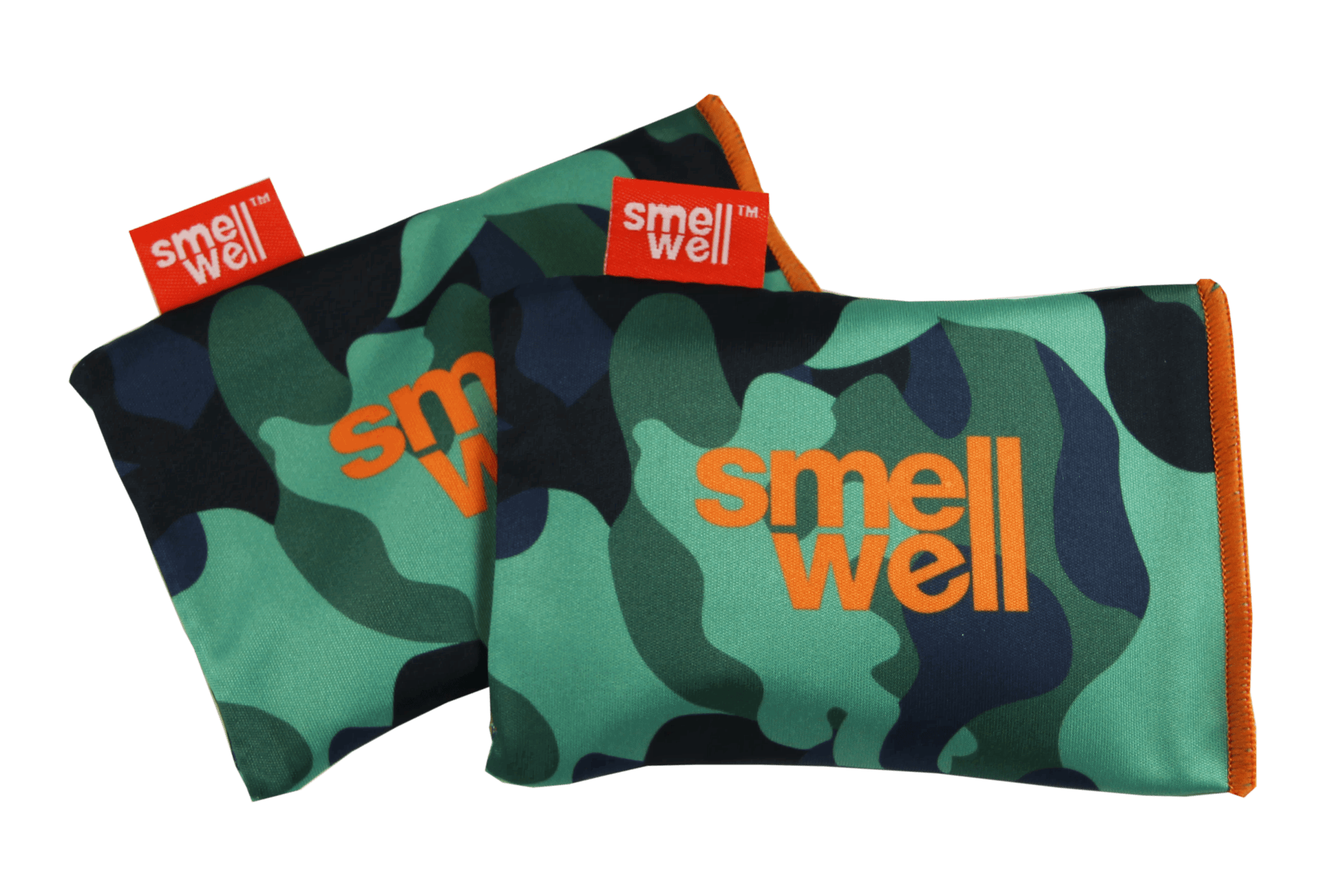 A69190 SMELLWELL - Désodorisant chaussures Camo Green T. S - A69190