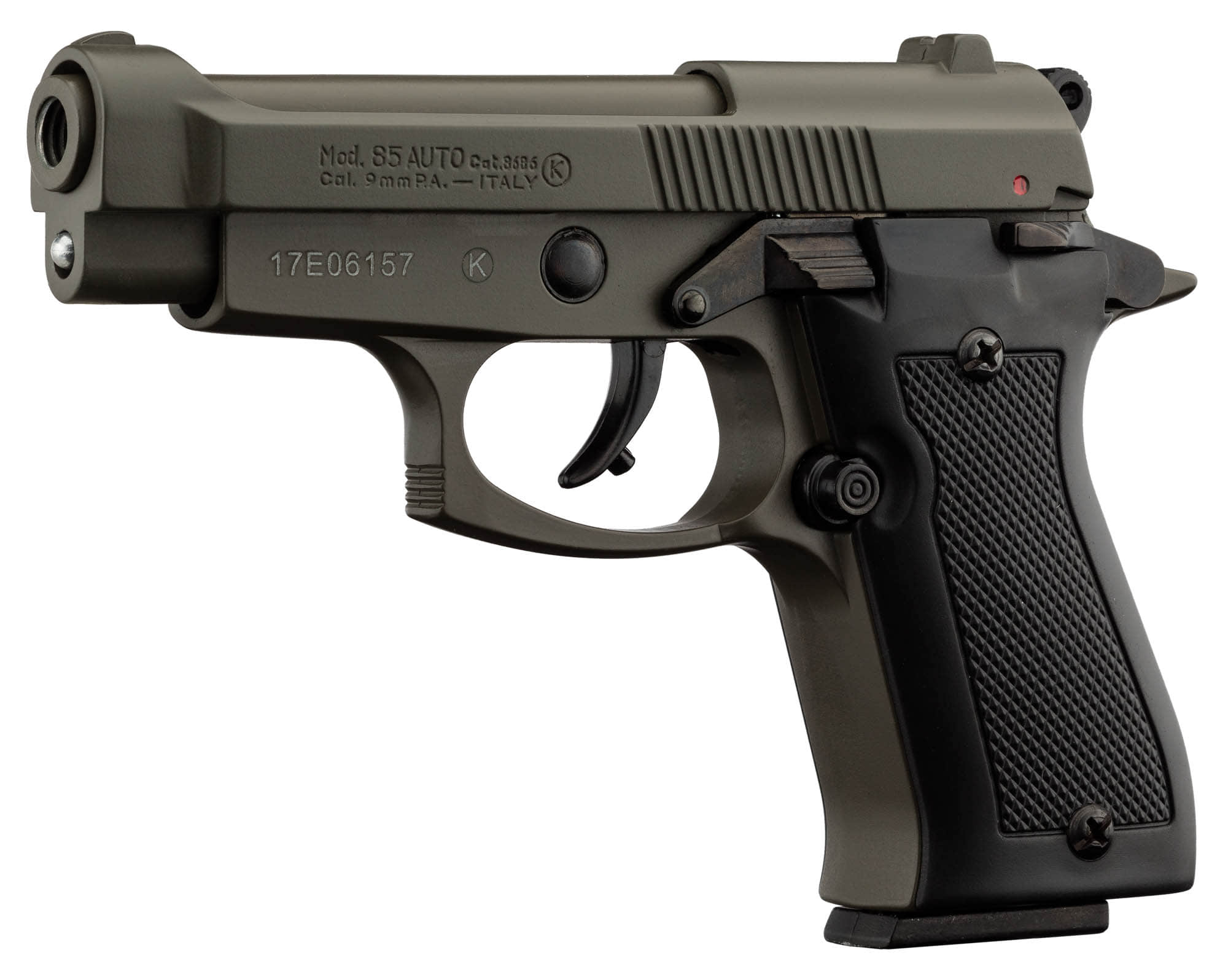 AB229-1-Pistolet Chiappa 85 auto Green - AB229