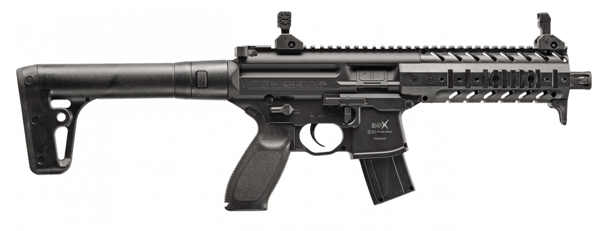 ACP526 Sig Sauer MPX Co2 4,5mm plombs - ACP527