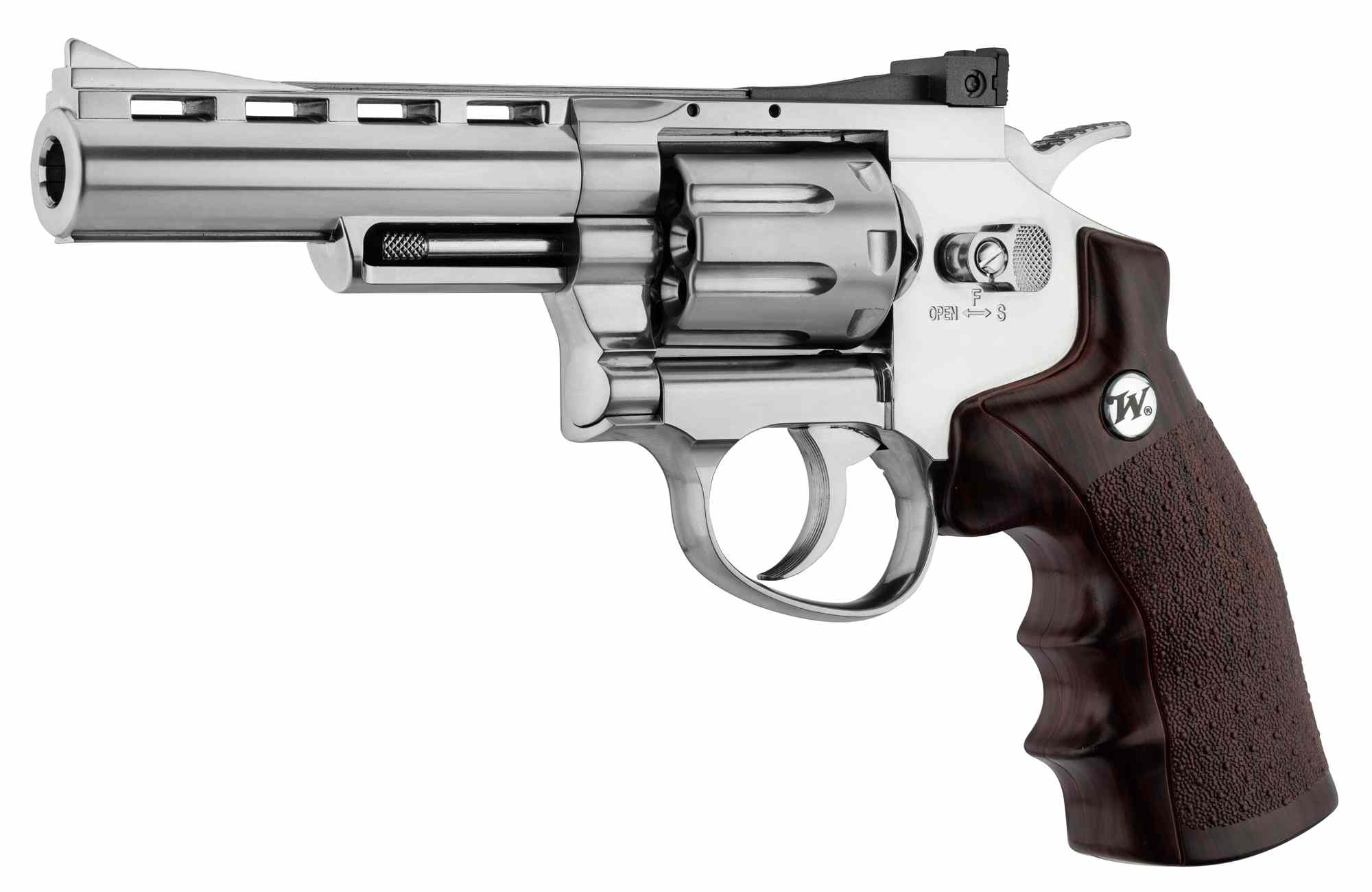 ACR103-1 Revolver 4'' Winchester Cal 4.5 mm  à CO2 - ACR103