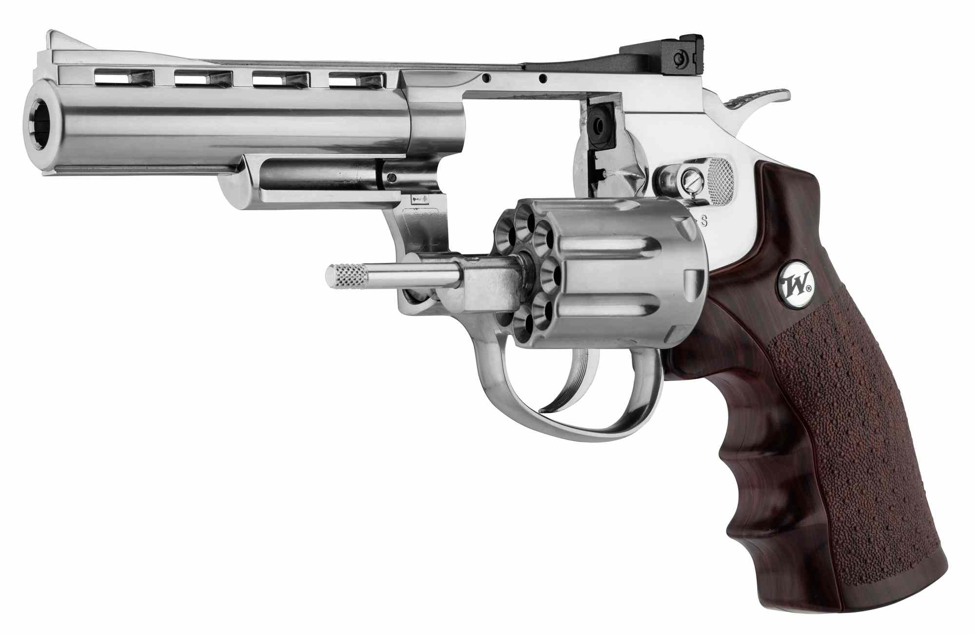 ACR103-2 Revolver 4'' Winchester Cal 4.5 mm  à CO2 - ACR103
