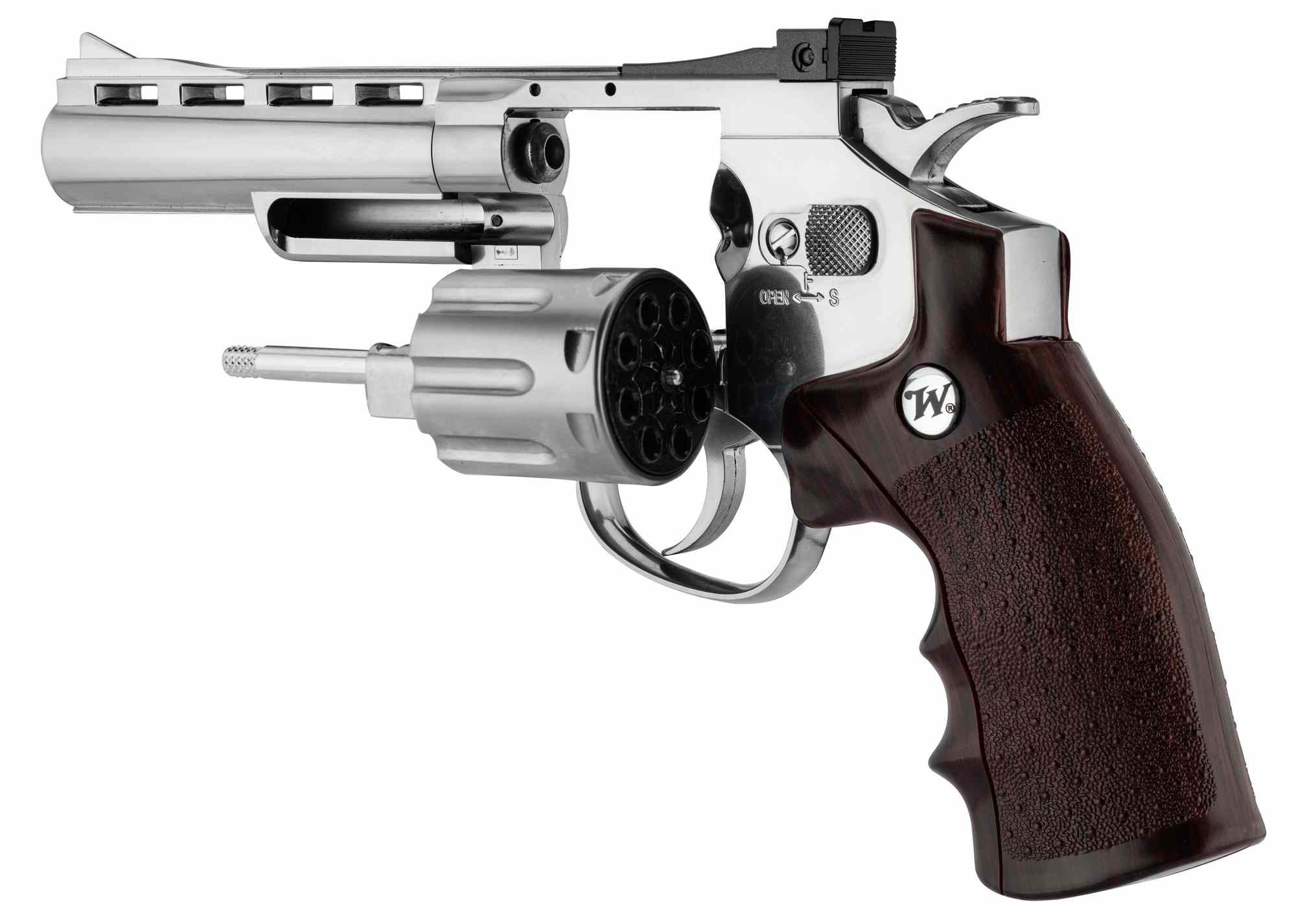ACR103-4 Revolver 4'' Winchester Cal 4.5 mm  à CO2 - ACR103
