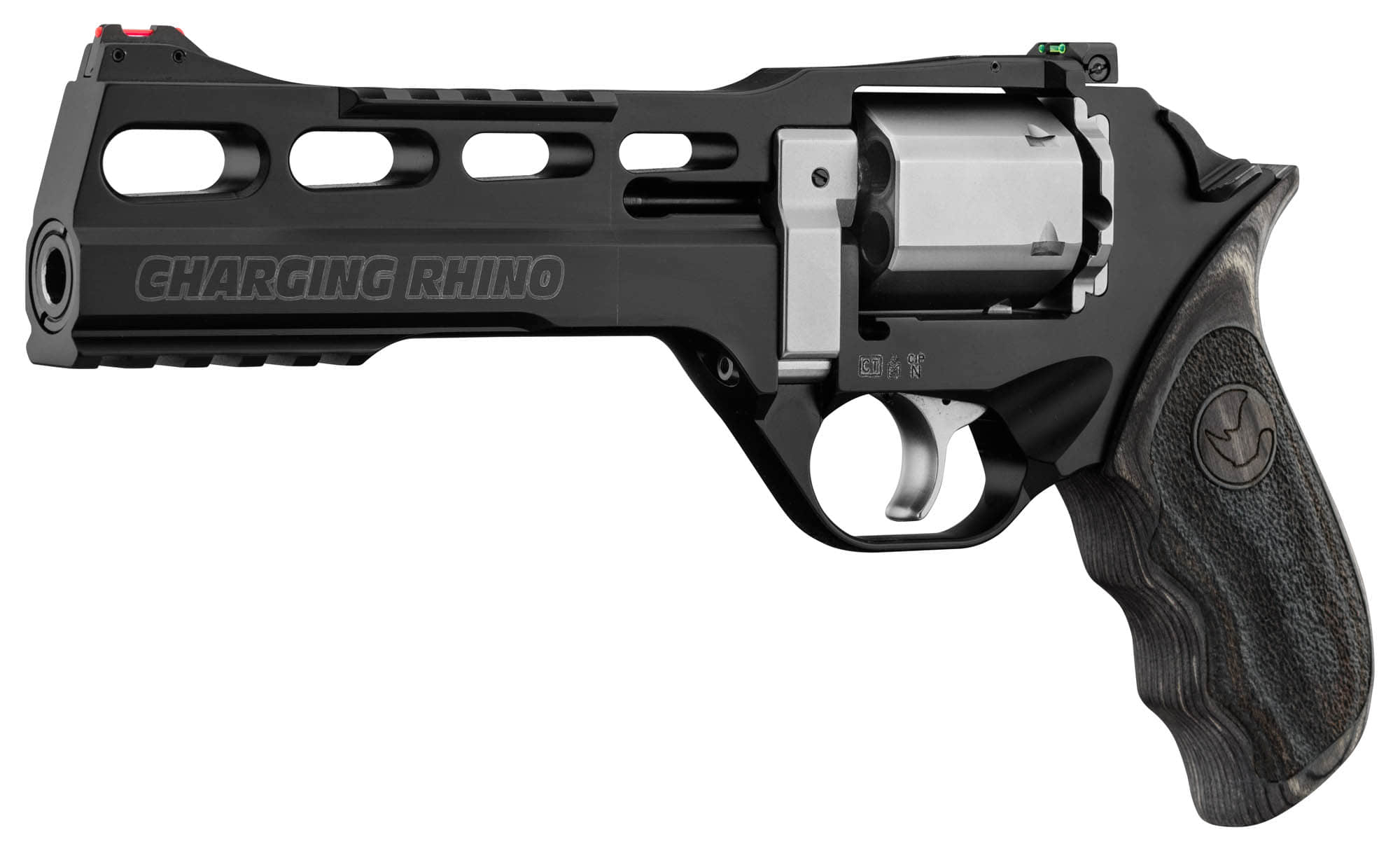 ADP763-1-Revolver Chiappa 60 DS 6'' Charging Rhino Edition limitée - ADP763