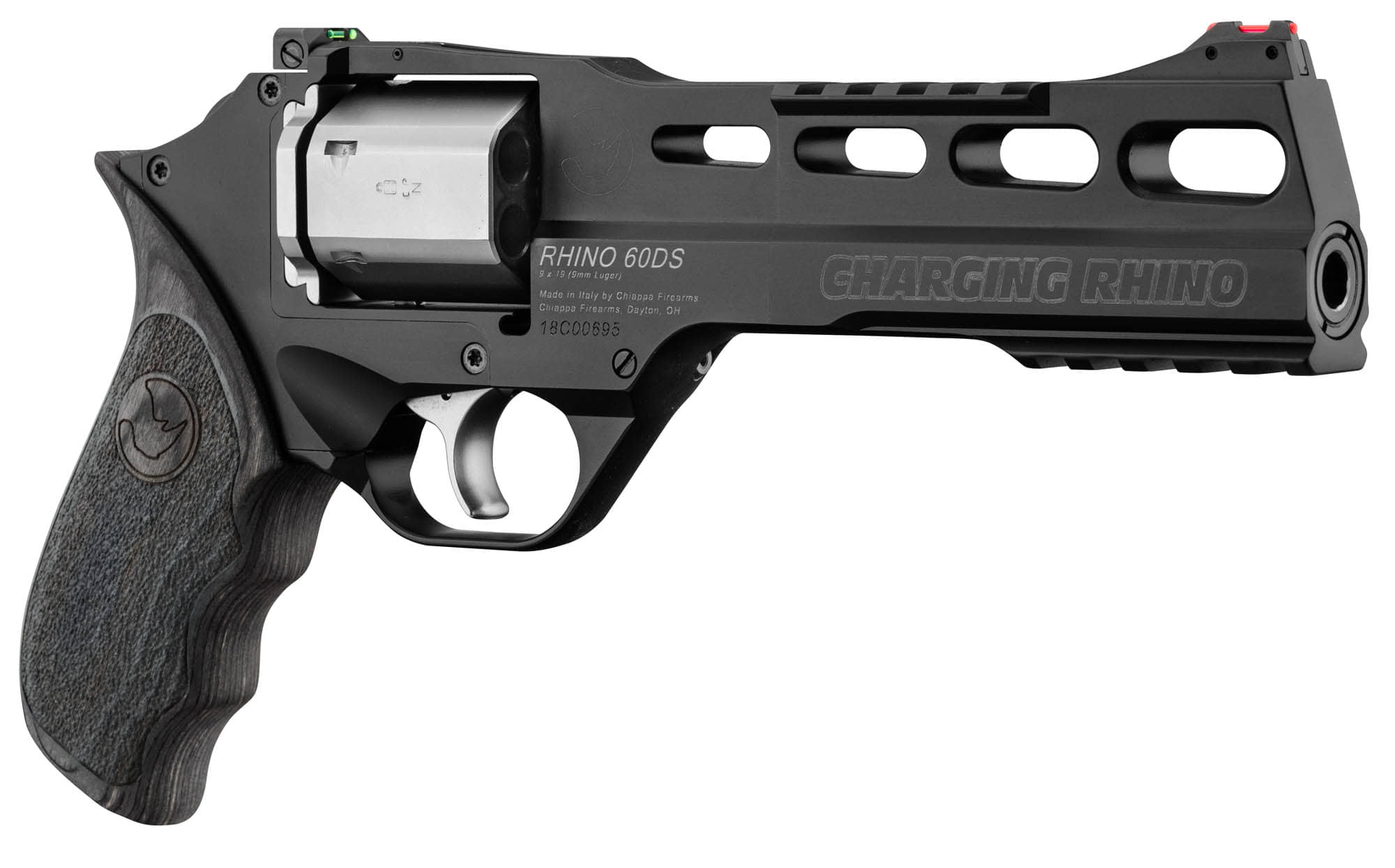 ADP763-3-Revolver Chiappa 60 DS 6'' Charging Rhino Edition limitée - ADP763