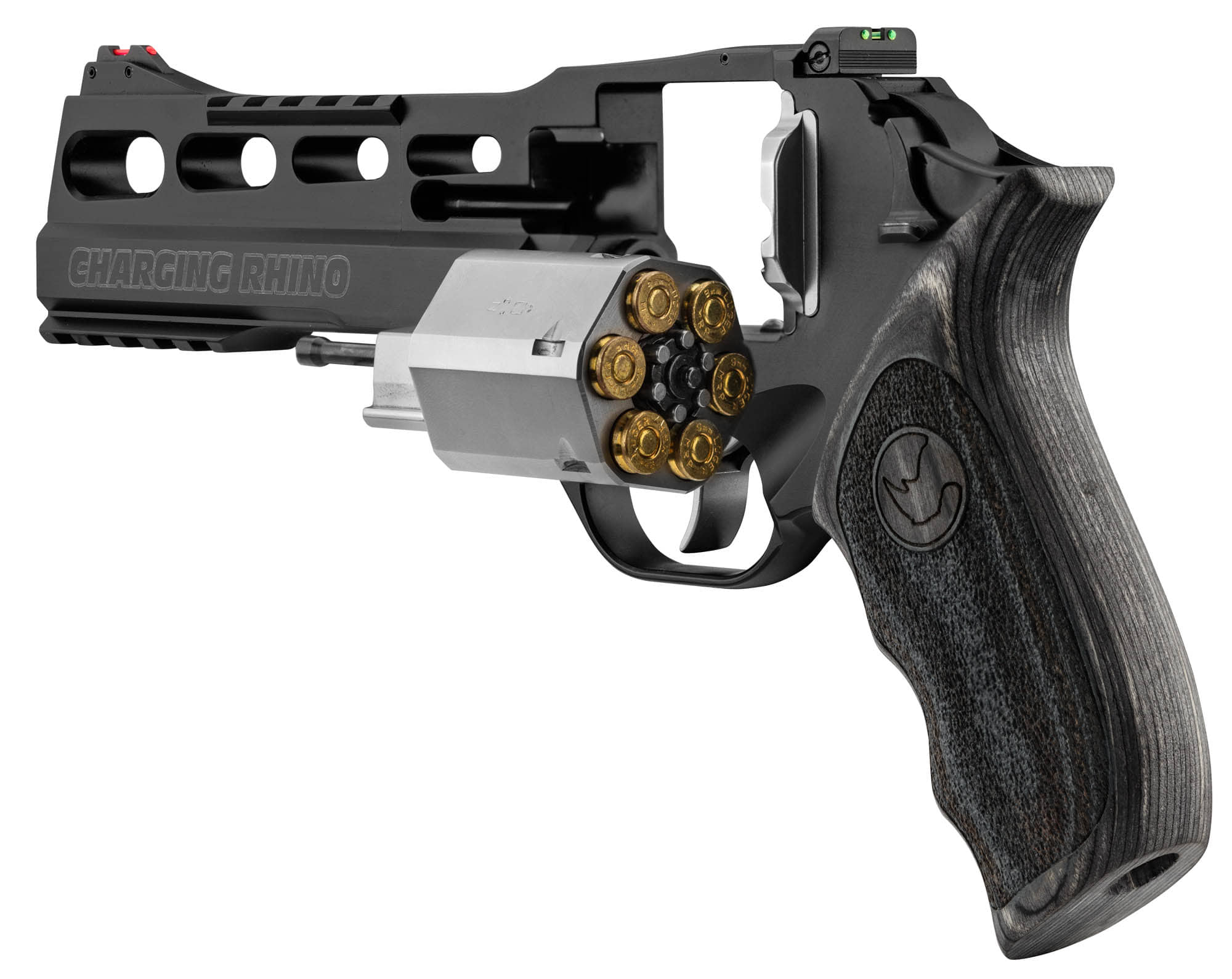 ADP763-5-Revolver Chiappa 60 DS 6'' Charging Rhino Edition limitée - ADP763