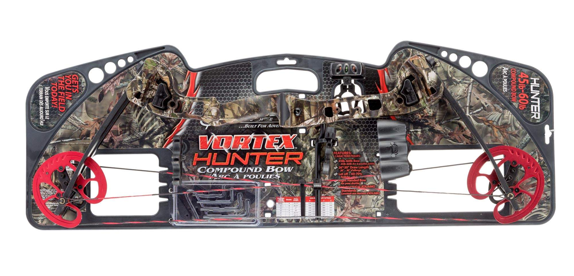 ARC DE CHASSE VORTEX HUNTER -
