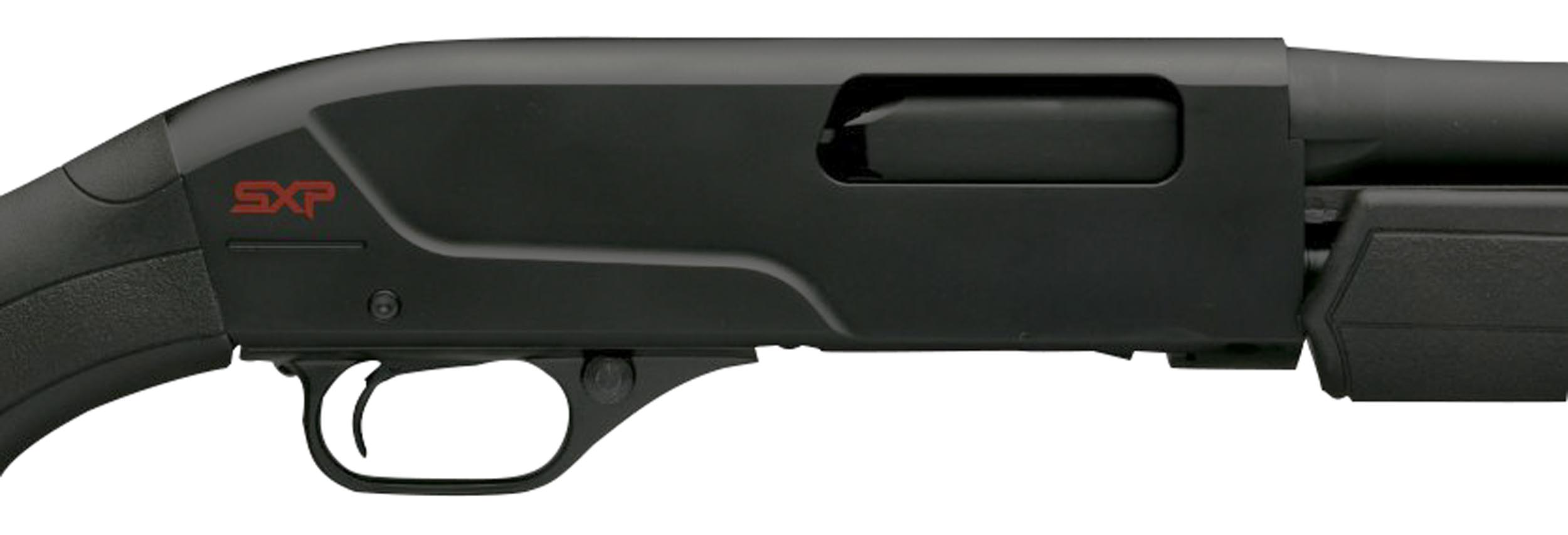 BRO55240-2 SXP Black Shadow Deer Winchester Shotgun - 12/76 - BRO55240
