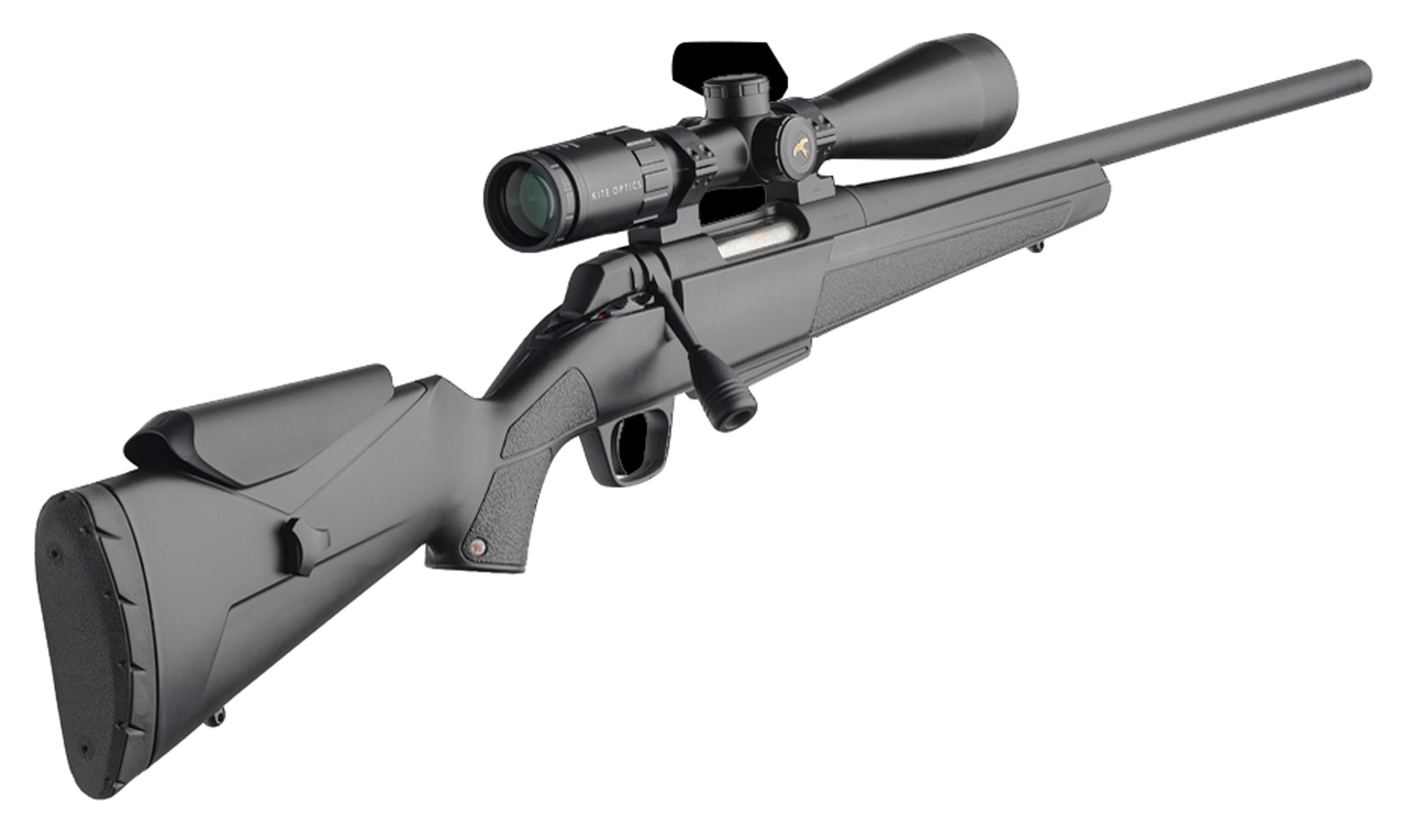 BRO9181-03 Carabine XPR Varmint crosse synthétique réglable - Threaded - BRO9181