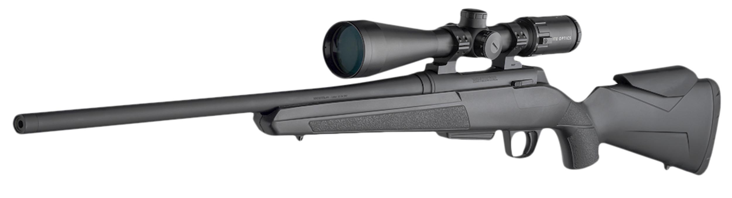 BRO9181-04 Carabine XPR Varmint crosse synthétique réglable - Threaded - BRO9181