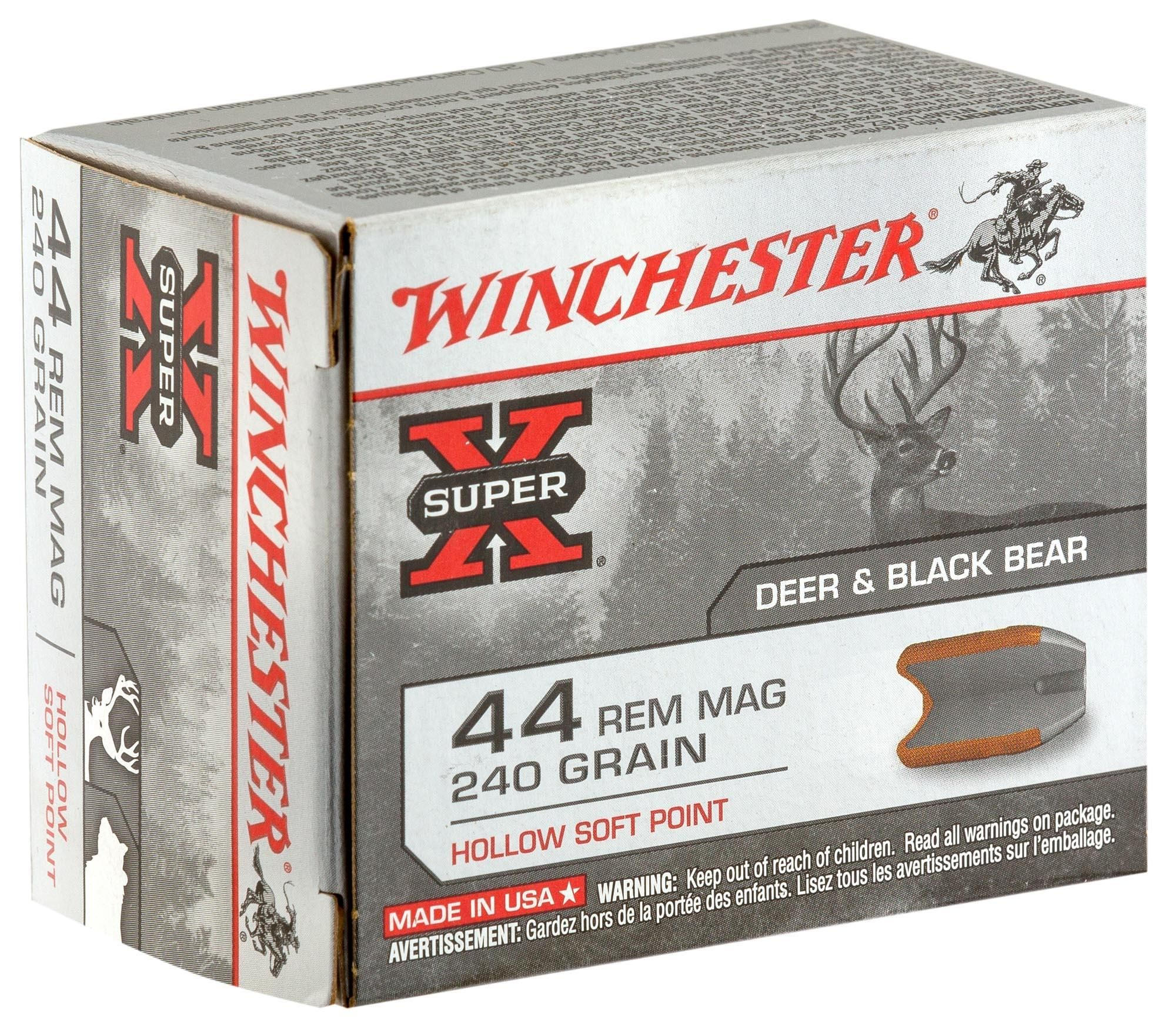 WINCHESTER CAL.44 REM MAG - BW4402