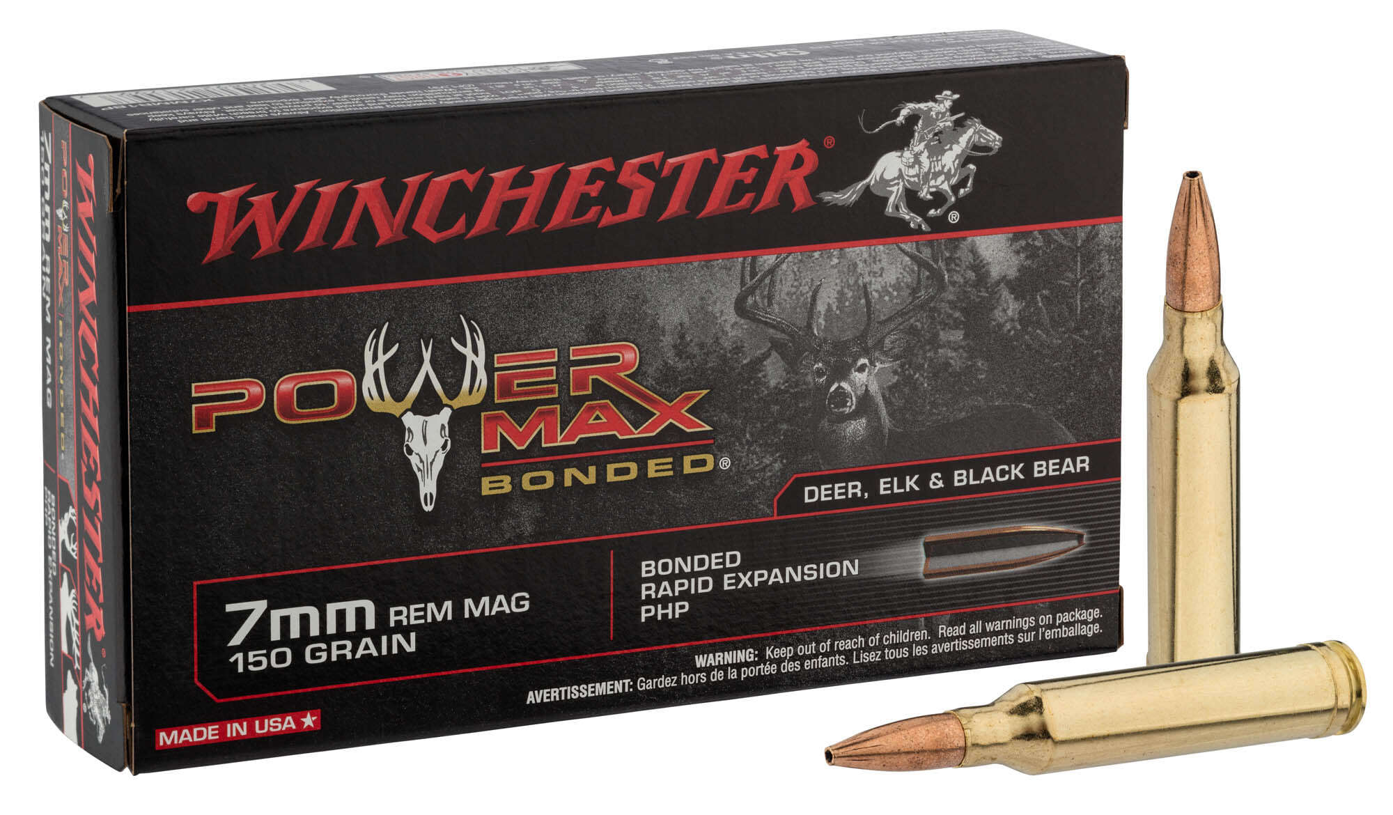 BW7001-4-Winchester cal. 7 mm Rem Mag - BW7022
