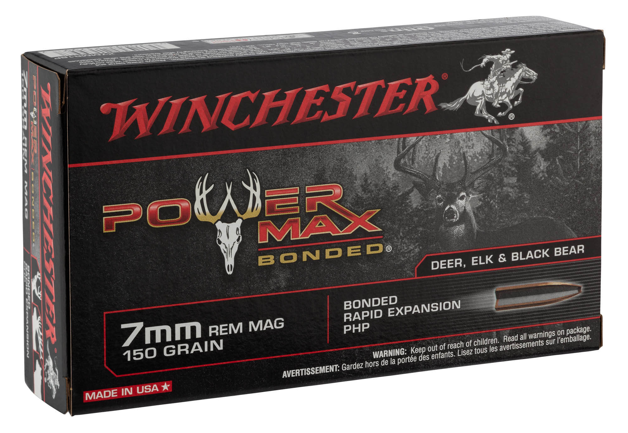 BW7001-Winchester cal. 7 mm Rem Mag - BW7022