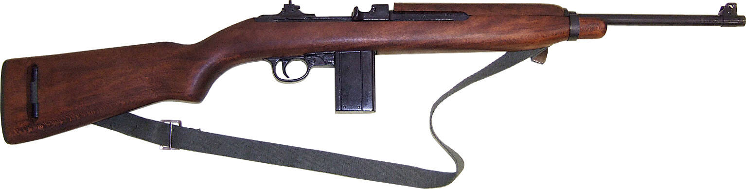 CD1122-Réplique décorative Denix de la carabine américaine M1 Carbine de 1941 - CD1122