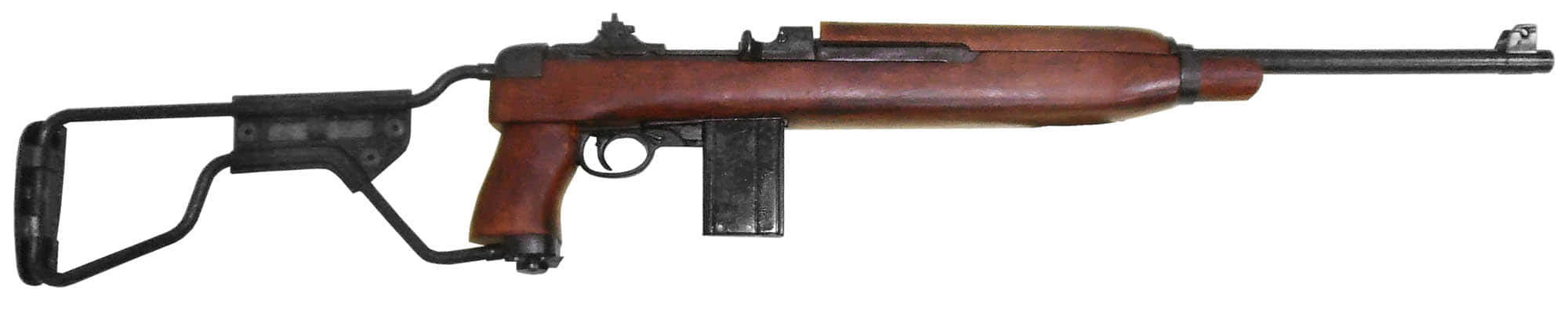 CD1131-Réplique décorative Denix de la carabine américaine M1 Carbine à crosse pliante - CD1131