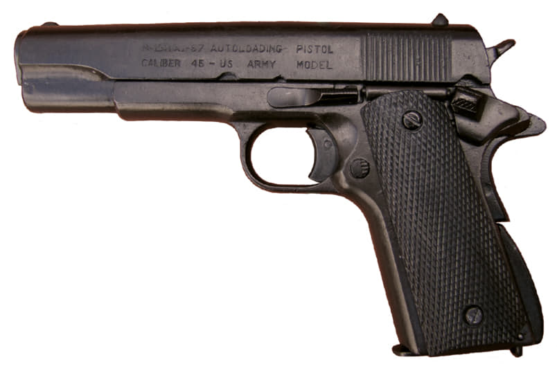 CD1227-Réplique décorative Denix du pistolet amériqain M1911 - CD1227